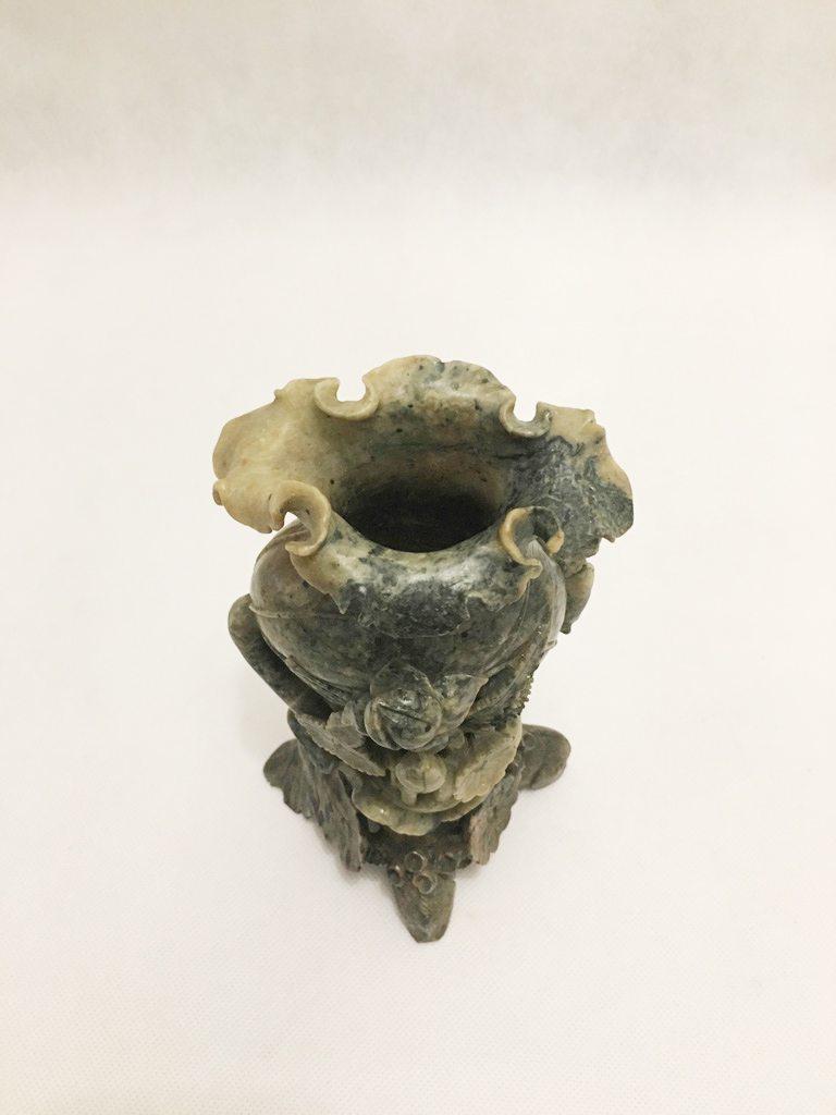 Soapstone Vase
