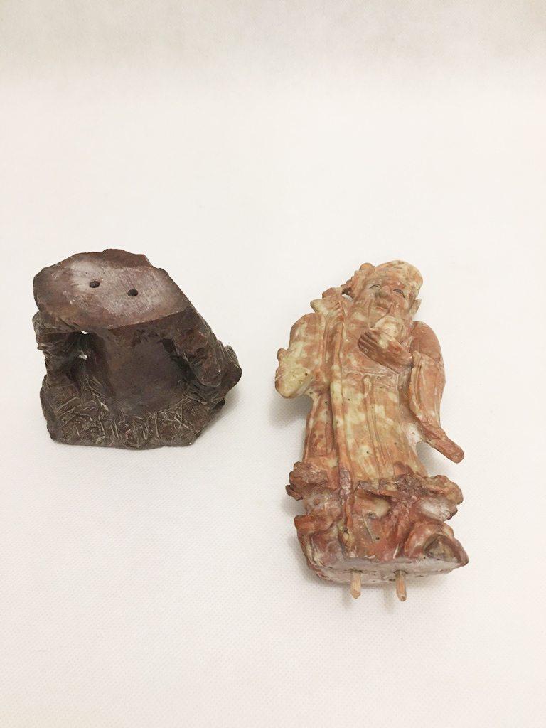 Soapstone Figurine 1