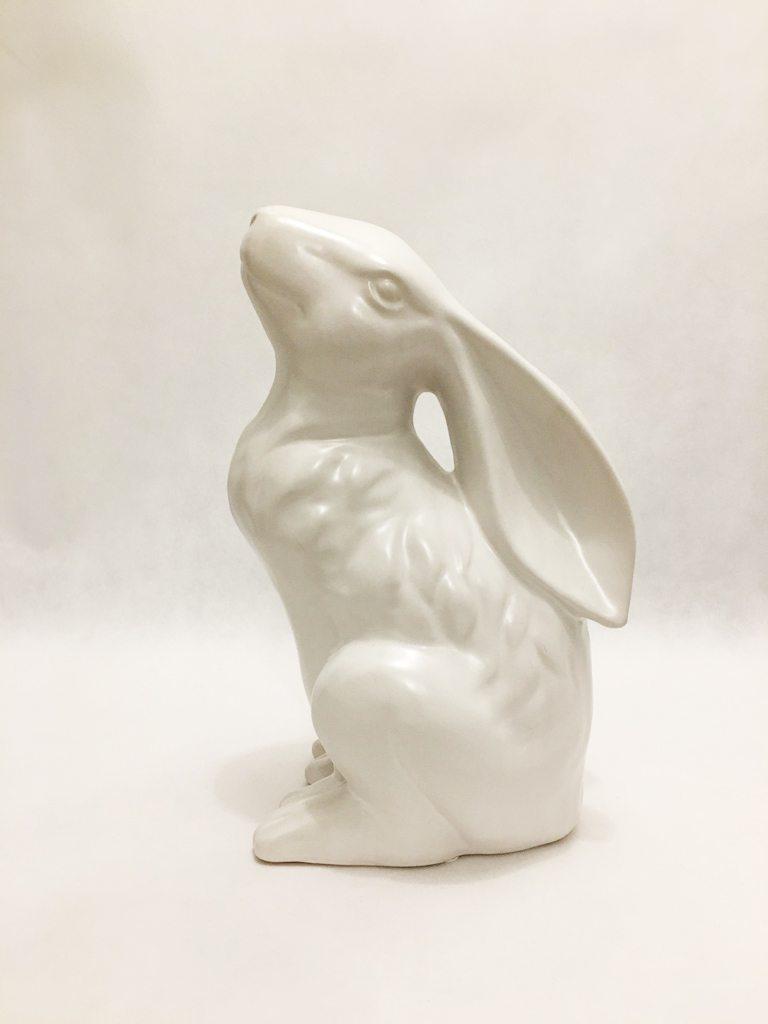 White Porcelain Rabbit