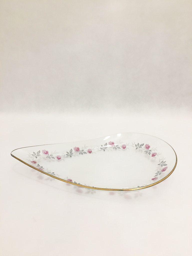 Retro Vintage Glass Dish 3