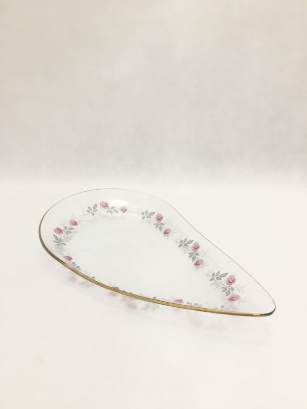 Retro Vintage Glass Dish 3