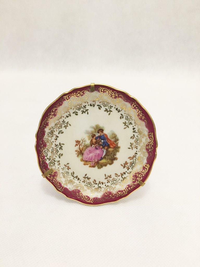 Meissner Mini Plate 4