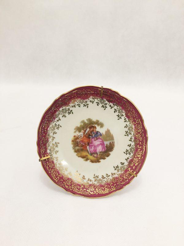 Meissner Mini Plate 5