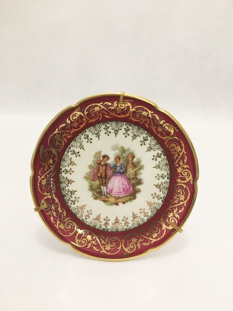 Meissner Mini Plate 6