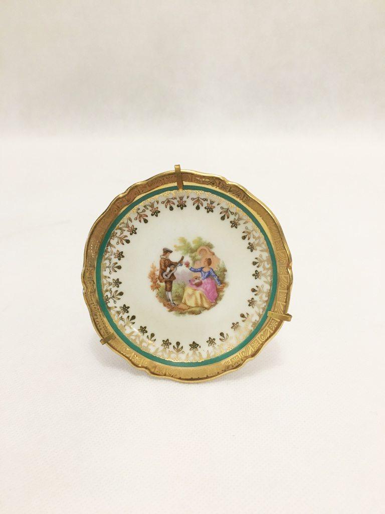 Meissner Mini Plate 9
